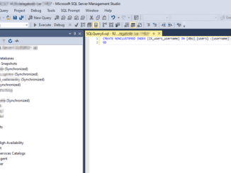 Create an index without locking the table - SQL Server
